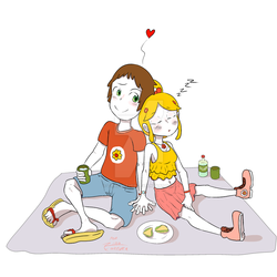 picnic by ZiroForever