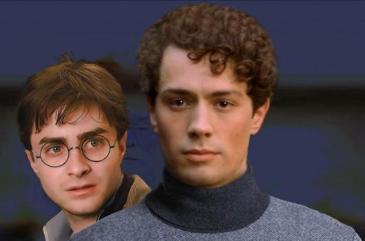 Harry and Tom by Tatgoat