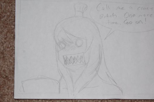 A wild drawing appears by BloodlustBakura