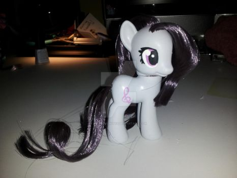 My Little Pony Custom FOR SALE: Octavia 2 by Rayne-Is-Butts