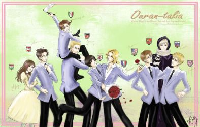 Ouran-talia Crossover by cocoa-au-lait