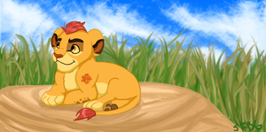 The Lion Guard by SciFiBeatlesGleek