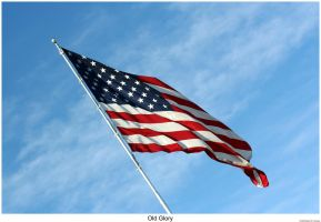 Old Glory by hunter1828