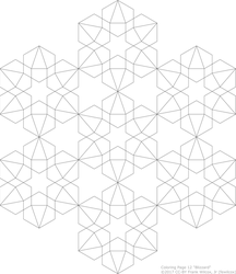 Coloring Page #12 'Blizzard' by fewilcox