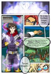 YGO Doujin Bonus Chapter - Wally's Agent - Page 33 by punkbot08