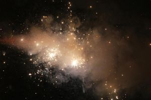 Fireworks Stock 198 by Malleni-Stock