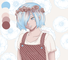 Touka in my oufit by pastelblauu