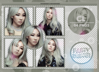 [PNG PACK #825] CL - (180915) by fairyixing