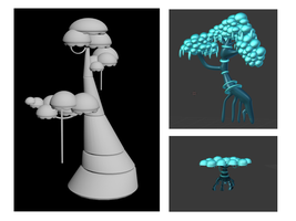 Nature 3D in-game objects (1) by PhaethonGames