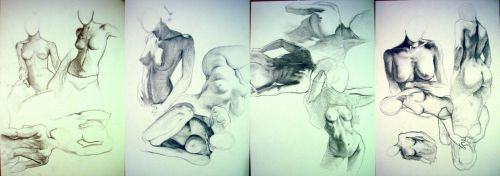 Life Drawing again 2 by FabianMonk