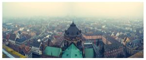 Strasbourg - Panorama by dunkeltoy