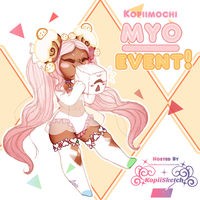 [CLOSED] Free Kopiimochi MYO Event by KopiiSketch