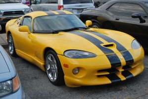 2001 DODGE Viper GTS (II) by HardRocker78