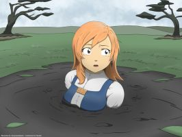 Refia Sinking in Quicksand 2.5 by AnonymousQuote