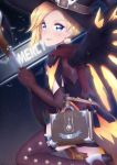 Overwatch - Mercy by beescuit