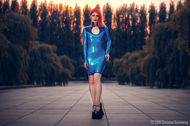 Blue by Elisanth
