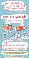 Know how to buy colors at the store by martinacecilia