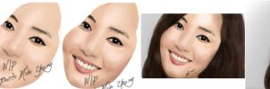 Park Min young Process by whin