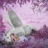 I'll be your Guardian Angel... by EditQeens