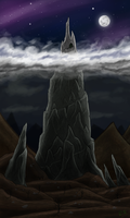 [FoE] Watcher's moutain by TheOmegaRidley