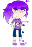 Shelly by SquickWeeb