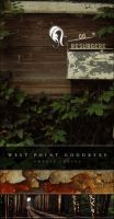 west point goodbyes - vol. 1 by resurgere