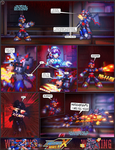 MMXU49 S2C9: Ineluctable Demise (Pg 17) by IrregularSaturn