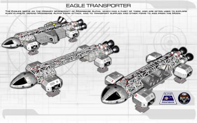 Eagle Transporter ortho 3 [new] by unusualsuspex