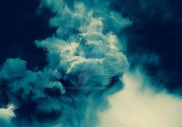 Smoke Abstract Premium Background by ProDeSq