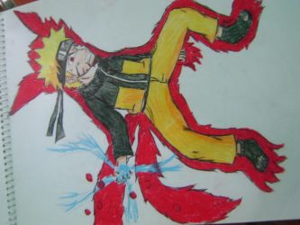 demon naruto by jedsoon22