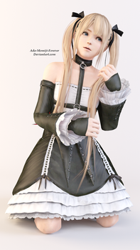 Marie Rose Render by Kunoichi-Supai