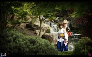 Yuna and Tidus:Love is Forever by NekoFlameAlchemist