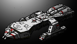 Triton Class Strike Carrier by Norsehound
