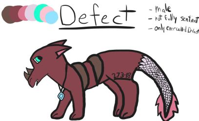 Defect by Speedythekitty