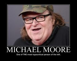 Michael Moore by Balddog4