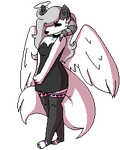 Pixel B (Commission) (Mareena123) by kangaroo722