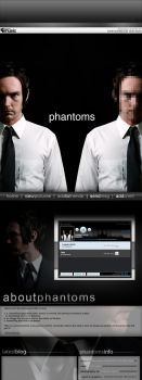 Phantoms myspace by influenceddesign