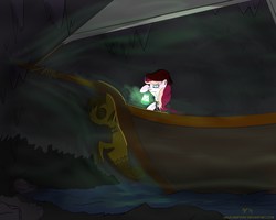 Capt Pinkie and the Lost Crown of the Serpent King by HalflingPony
