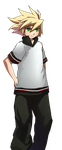 Young Child Ragna Story Sprite by GoTrin10