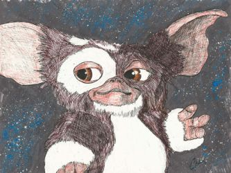 Gizmo from Gremlins by Chuck-K