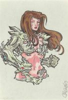 Witchblade by cmkasmar