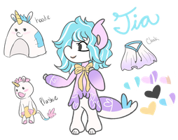 Tia Reference by PonOfGriffia