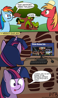 Blowing off Steam by PartTimeBrony