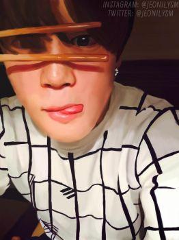 160628 BTS Park Jimin [FAN ART] by Jungkuk