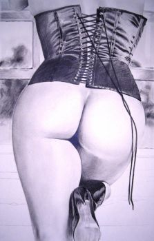 My.....'Parting' Gift by FleshArtiste