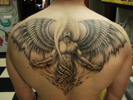 angel healed by strangeris