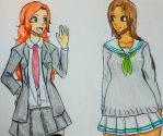 The Foreign Exchange Students by MashiManxxx