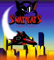 Swat Kats by TheWax