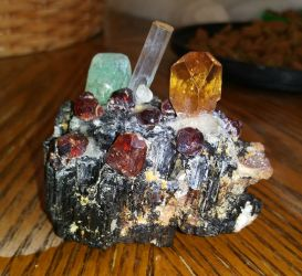 Mixed Mineral #1 by CherokeeGal1975
