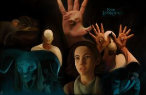 Pan's Labyrinth - FanArt by Rela-van-R